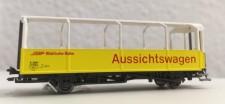 Kato Noch 74058 RhB offener Aussichtswagen