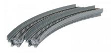 Kato Noch 77105 Viadukt gebogen 1-gleisig R348-45°