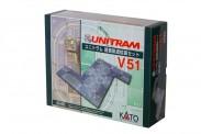 Kato Noch 78669 Unitram V51 Kreuzungserweiterungs-Set