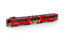 Hobbytrain 14905 Mülheim Straßenbahn Düwag M8 Ep.4-5