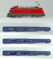 Hobbytrain 22061 DBAG CNL Nachtzug 10-tlg Ep.5