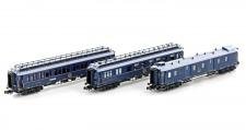 Hobbytrain 22107 CIWL Personenwagen-Set 3-tlg Set 1 Ep.2