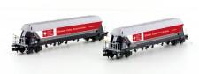 Hobbytrain 23469 SBB Cargo Silowagen-Set 2-tlg Ep.6