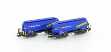 Hobbytrain 23485 SBB Cargo Silowagen-Set 2-tlg Ep.6