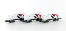 Hobbytrain 23488 SBB Silowagen Set 3-tlg. Ep.6