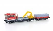 Hobbytrain 23568 SOB Gleiskraftwagen Robel Tm 234 Ep.5/6