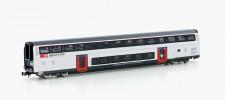 Hobbytrain 25121 SBB IC2020 Doppelstockwagen 2.Kl. Ep.6