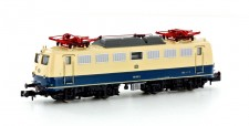 Hobbytrain 2839 E-Lok BR140 ozeanblau/beige DB Ep.IV