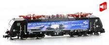 Hobbytrain 2925S MRCE E-Lok BR 189 Ep.6