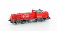 Hobbytrain 2934 SBB Infra Diesellok Am 843 Ep.6