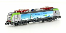 Hobbytrain 2979S BLS Cargo E-Lok Re 475 Ep.6