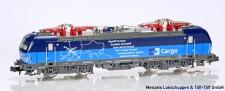 Hobbytrain 2985-2 CD Cargo E-Lok Serie 383 Ep.6