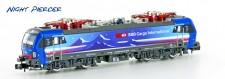 Hobbytrain 2999 SBB Cargo E-Lok Re475 Ep.6