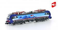 Hobbytrain 3007S SBB E-Lok BR 193 Ep.6