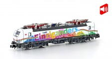 Hobbytrain 3011S DB 'Einziganders' E-Lok BR 193 Ep.6