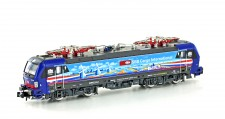 Hobbytrain 3014 SBB Cargo E-Lok BR 193 Ep.6