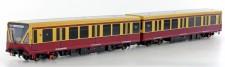 Hobbytrain 305011 DR S-Bahn BR 480 2-tlg Ep.4 AC dmy.