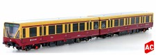 Hobbytrain 305111 DB S-Bahn BR 480 2-tlg Ep.5 AC dmy.