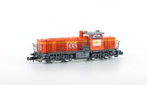 Hobbytrain 3078-1 Colas Diesellok G1000 BB Ep.6