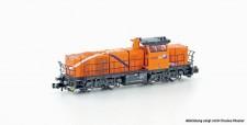 Hobbytrain 3080 Northrail Diesellok Vossloh G1000BB Ep.6