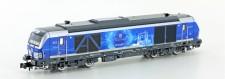 Hobbytrain 3103 InfraLeuna Diesellok BR 247 Ep.6