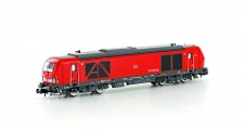 Hobbytrain 3107 DB Diesellok BR 247 Ep.6