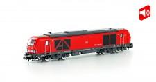 Hobbytrain 3107S DBAG Diesellok BR 247 Ep.6