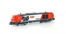 Hobbytrain 3109 RTS Diesellok BR247 Ep.6