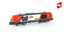 Hobbytrain 3109S RTS Diesellok BR247 Ep.6