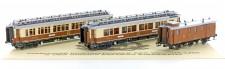 Hobbytrain 44018 CIWL Personenwagen-Set 3-tlg. Ep.1