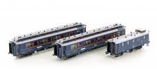 Hobbytrain 44024 CIWL Orient Express Set 3-tlg Ep.2 AC