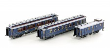 Hobbytrain 44025 CIWL Orient Express Set 3-tlg Ep.2 AC