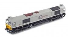 Hobbytrain 70001 ECR Diesellok Class 66  Ep.6