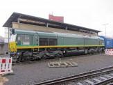 Hobbytrain 70003 Ascendos ITL Diesellok Class 66 Ep.6