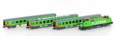 Hobbytrain 95001S FLIXTRAIN Zug-Set 4-tlg Ep.6