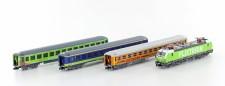 Hobbytrain 95003 FLIXTRAIN Zug-Set 4-tlg Ep.6