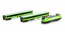 Hobbytrain 95005 Flixtrain Zug-Set 3-tlg Ep.6