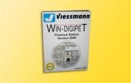 Viessmann 1009 WIN-DIGIPET Update 2015 - DE, EN, NL