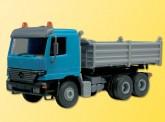Viessmann 24070 MB Actros Muldenkipper 3-achs blau/grau
