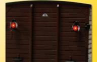 Viessmann 5069 Zugschlusslaternen mit LED 2 St.