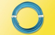 Viessmann 6861 10 m Kabelring, 0,14 mm², blau