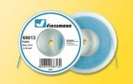 Viessmann 68613 25 m Kabel, 0,14 mm², blau