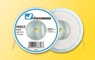 Viessmann 68623 25 m Kabel, 0,14 mm², weiß
