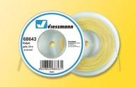 Viessmann 68643 25 m Kabel, 0,14 mm², gelb