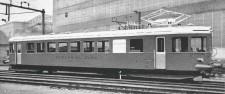Fulgurex 2267 SBB Triebwagen Ce 2/4 Ep.2