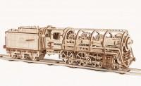 Ugears Mechanical 70012 UGEARS Dampflok