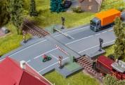 Faller 120244 Bahnschranke mit Antriebsteilen