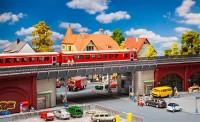 Faller 120581 S-Bahn-Stadtbrücke