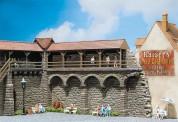 Faller 130404 Altstadtmauer