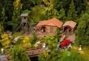 Faller 130637 Jagdhütte mit Hochsitz